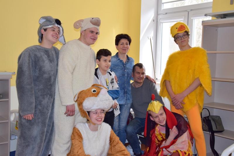 You are browsing images from the article: Spotkanie z wolontariuszami z PSPO w Warszawie